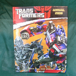 Transformers Robots in Disguise 2008 Annual